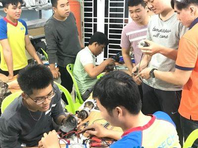 Kỹ thuật sửa chữa điện ô tô cơ bản